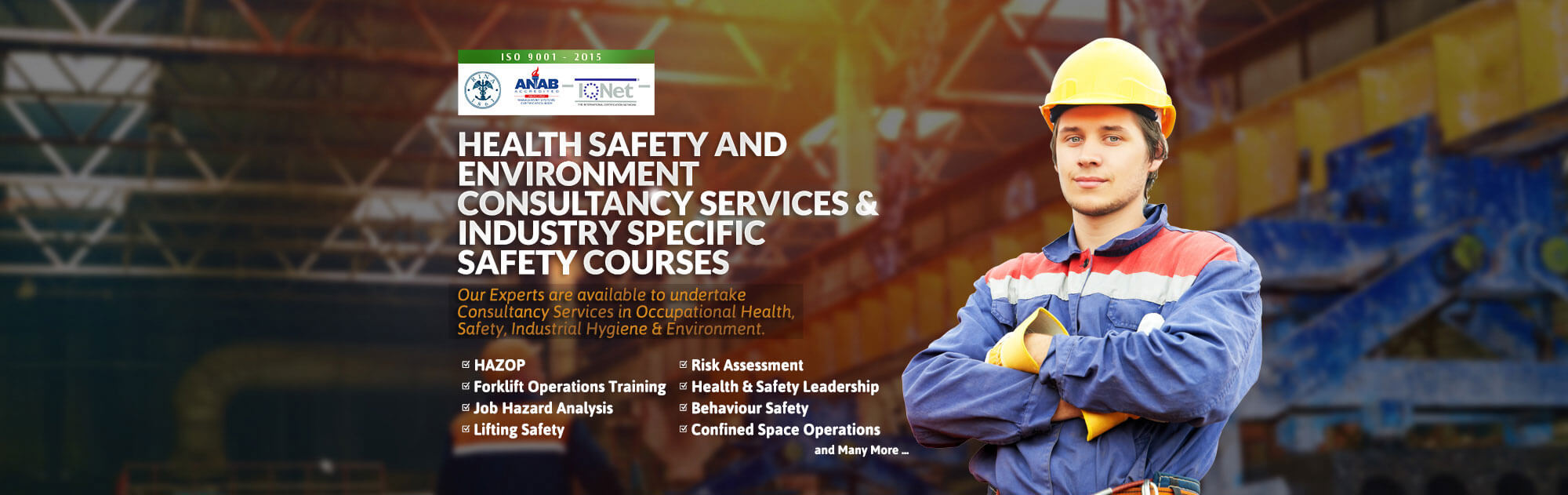 Industrial Safety Training Courses